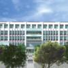 新病院正面