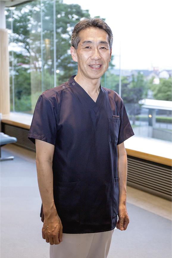 熊本中央病院野田先生